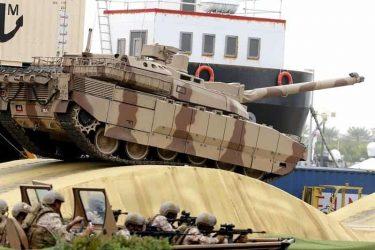 気前の良いUAEはヨルダンに80輌のルクレール戦車をプレゼント