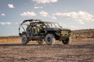 ISV|米軍の新しい歩兵分隊車両