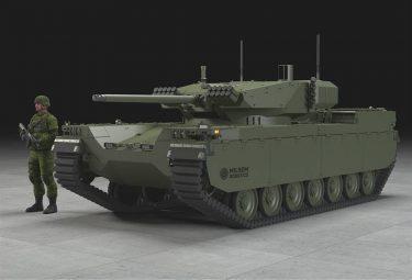 タイプXロボット無人戦闘車両(RCV)は未来の戦争の形です