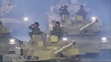 北朝鮮の主力戦車