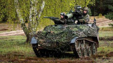 世界一カワイイ豆戦車ヴィーゼル