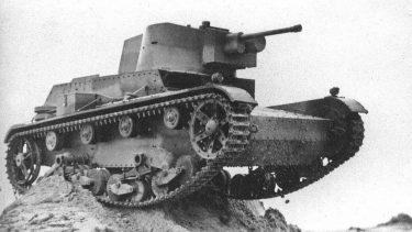 7TP|第二次大戦時のポーランド軍最強戦車