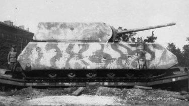 Maus(マウス)世界で最も重いドイツ戦車