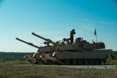 ジェネラルダイナミクスがM1A2SEPv3戦車を生産する46.2億ドルの契約を獲得