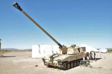 米陸軍は拡大射程砲システム(ERCA)で70kmの射撃を成功させる