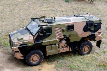 ブッシュマスター装甲車|陸上自衛隊も採用するMRAP