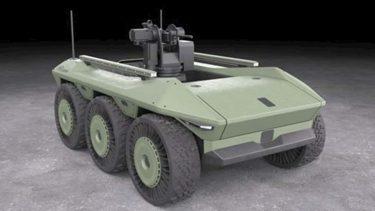 現代ロテムは韓国軍に無人地上車両MUGVを供給する