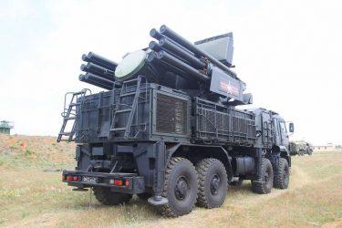 米軍はロシア軍のPantsir-S1防空システムをリビアからひそかに取得