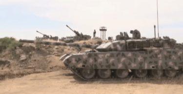 ナイジェリアで中国のVT4戦車が実戦デビュー