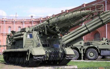 2K4 Filin ドリルマシンではありません!ソ連の戦術ミサイルです