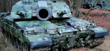 英陸軍の次世代戦車迷彩MCDCS
