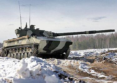 軽戦車を必要とするインドはロシア、イスラエル、韓国製の3つを検討しています
