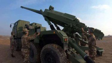 PCL-181 155mm自走榴弾砲|中国軍の新しい自走砲